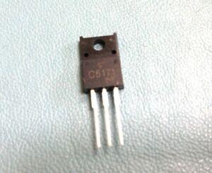 2-Pieces-2SC5171-NPN-2A-180V-2W-New-Original-TOSHIBA