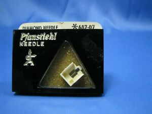NOS-Pfanstiehl-687-D7-Stereo-Needle-Stylus-for-Sanyo-ST-14D-Sharp-STY-704