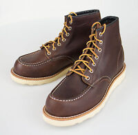 Red Wing 8138 Classic Brown Leather Ankle Boots Shoes 12 Us 11 Eu $270 on Sale
