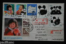 China PRC T92 Children Set, T106 8f,20f,80f, R13 1f, 5f, R18 30f - Reg to S'pore