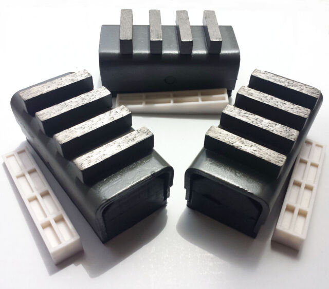 3PK-Dyma-Serts EDCO Diamond Grinding Blocks Floor Grinders Stow-TOP QUALITY