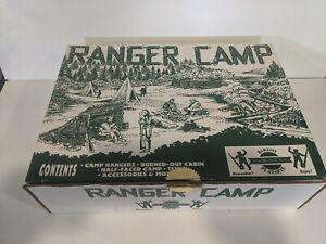 Barzso-Playset-Ranger-Camp-Open-Box