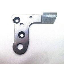 ELNA Untermesser für Elna Overlock Kl.704, 744, 745, 904 Hartmetall bestückt