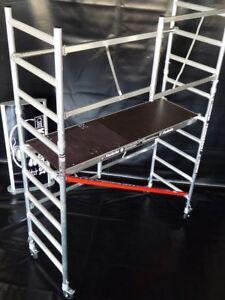 Kiezgeruest-Alu-Rollruestung-Fahrgeruest-Rollgeruest-Ah-3-85-m-jederzeit-erweiterbar