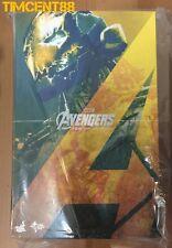 Ready! Hot Toys MMS292 Avengers Age of Ultron Mark I 1 Figure 1/6
