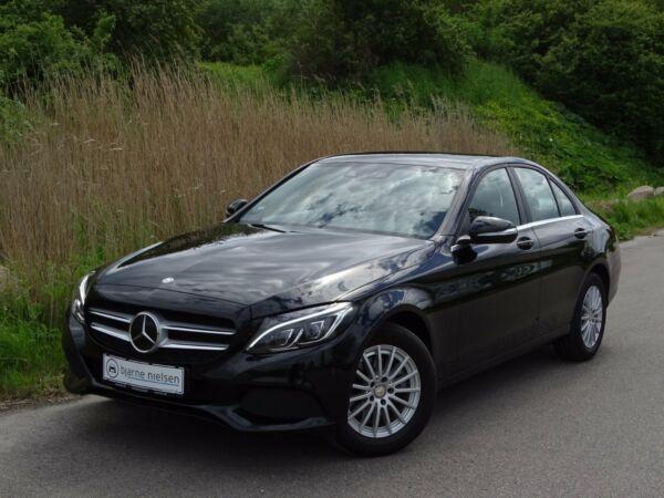 Mercedes C200 2,0 Business aut. - billede 2