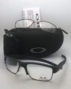 1446798f57f Image is loading OAKLEY-Eyeglasses-CROSSLINK-SWITCH-OX3128-0153-Satin-Black-