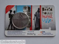 Coincard Netherlands 5 Euro 2012 Het Beeldhouwkunst Vijfje Fdc