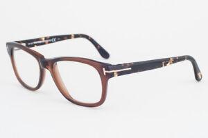 b47d797a611 Tom Ford 5147 050 Brown Havana Eyeglasses TF5147 050 664689563913