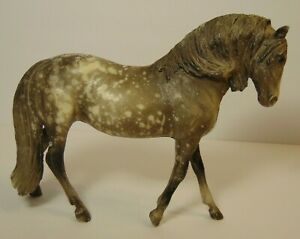 Old-Vintage-1979-Breyer-Horse-Andalusian-Mare-Dapple-Grey-3060-Part-of-Family