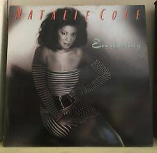 NATALIE COLE Everlasting 1987  UK  vinyl LP EXCELLENT CONDITION