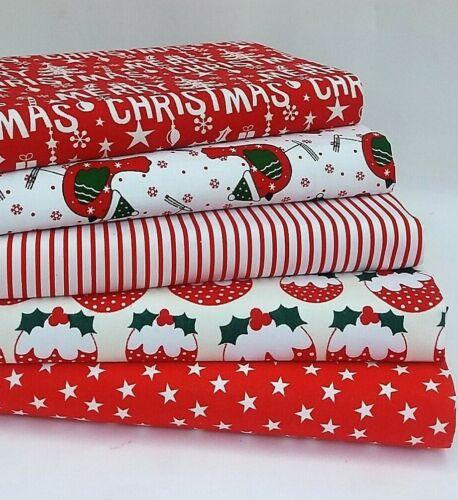 Paquetes De Tela Polycotton Navidad Nordic Novedad tradicional Nuevos Diseños