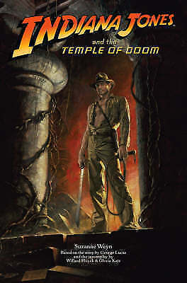 1 of 1 - Indiana Jones and the Temple of Doom, , Good Book