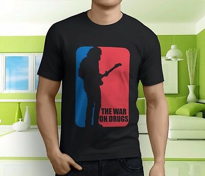 Major League Men/'s Tees T-Shirt The War On Drugs