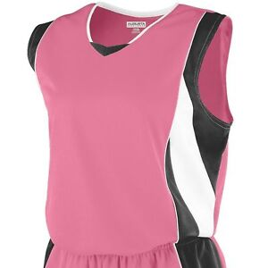 Augusta Sportswear Women's New Sleeveless Polyester Sports Extreme T-Shirt. 515
