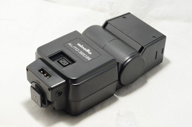 Minolta Flash Auto 320X As-Is [B050087]