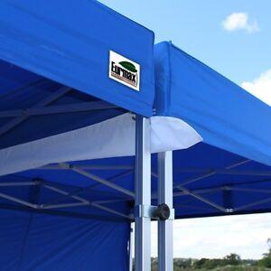 10x10 Ez Pop Up Canopy Accessory Rain Gutter Select 4