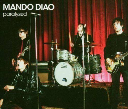 Mando Diao Paralyzed (2002-04)  [Maxi-CD]