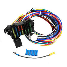 s l225 universal wire 12 circuit street hot rod for truck car wiring