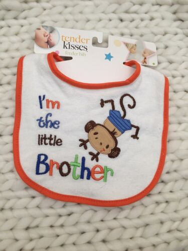 I LOVE YOU theme Cotton BIBS 0-3 yrs grandma grandpa daddy mom Baby Girl Boys