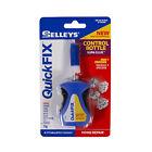 Selleys Control Bottle Supa Glue Quickfix 3g Stick Ceramic Metal Plastic 100849