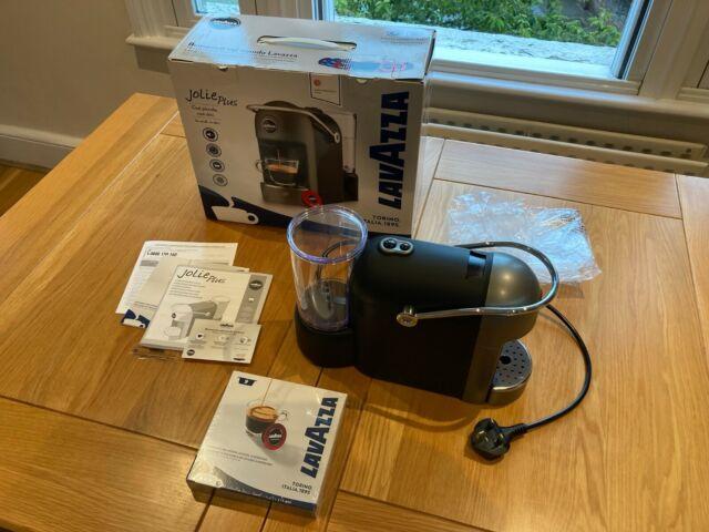 Lavazza A Modo Mio Jolie Plus Coffee Machine - perfect condition USED ONCE