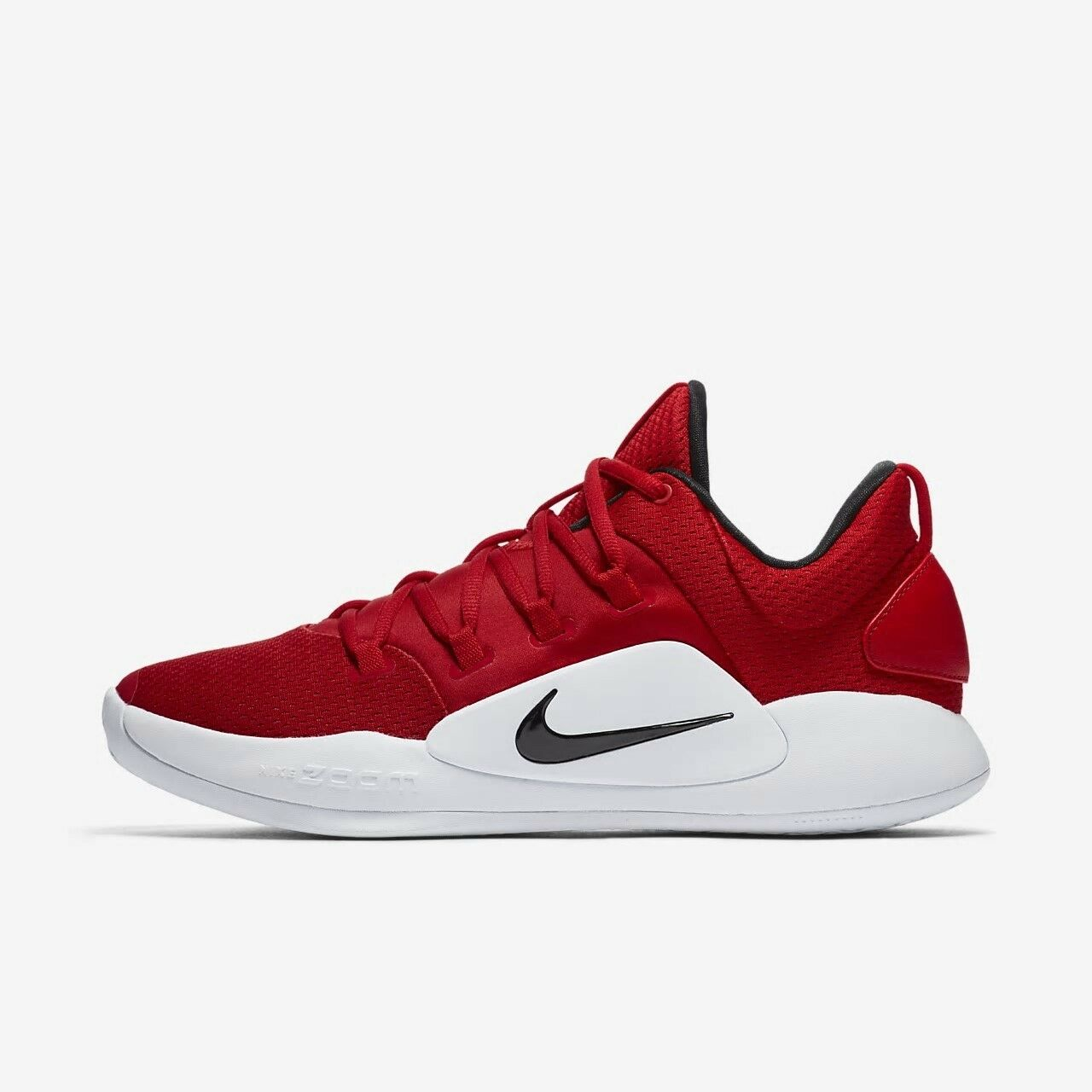 2018 Nike HYPERDUNK X TB Low Basketball - Red - AR0463-600 M Sz 4.5 W Sz 6
