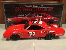 Bobby Isaac #71 1969 Dodge Charger 500 University of Racing 1 24