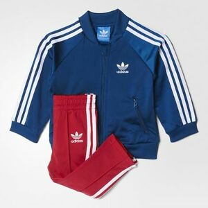 Kleinkind-Maedchen-Adidas-Adicolor-Superstar-Trainingsanzug-Navy-Pink-S95986