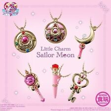 【Sailor Moon】Sailor Moon ribbon charm KAWAII BANDAI SHOKUGAN Rhine stone jupiter