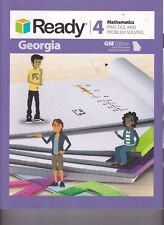 Texas Mathematics 4 Problem Solving Practice Workbook Ebay