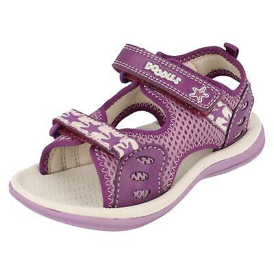 Decir Microordenador Revelar  Infant Girls Clarks Purple Sandals- Star Games - F Fitting Great Price! |  eBay