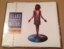 Island 18 Track UK Promo Cd Rare 1989 Grace Jones Frankie Goes To Hollywood B52s