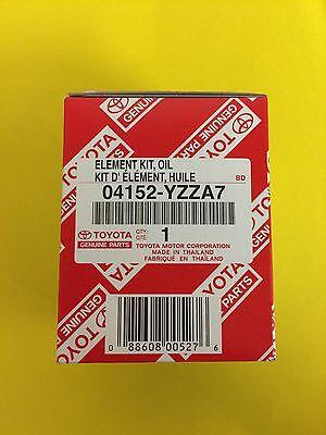 Engine Oil Filter 04152YZZA7 For Scion Toyota 2012-2013 iQ 1.3L