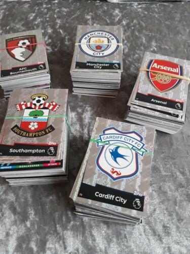 Verzamelingen Match Attax 18/19 bundle job lot ALL DIFFERENT 50-200 card bundles Verzamelkaarten: sport
