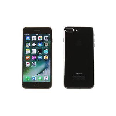 Apple iPhone 7 Plus 128GB Diamantschwarz (Ohne Simlock) - Top Zustand # AKTION