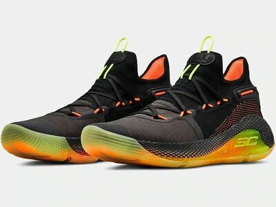 🏀 Under Armour Stephen Curry 6 Oakland