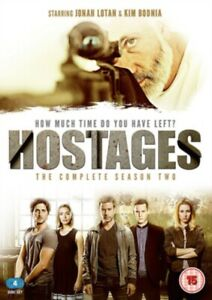 Neuf Hostages Saison 2 DVD