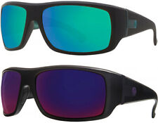 Dragon DOUBLE DOS Sunglasses Jet Black with Red Ion lens 720-2194