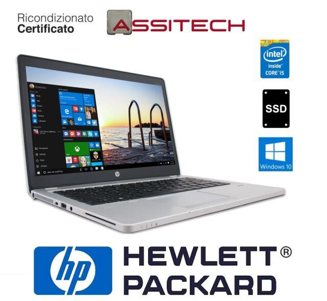 HP Folio 9470M Ultrabook Core I5-3437u 8gb 180gb SSD Win 10 Pro 4G
