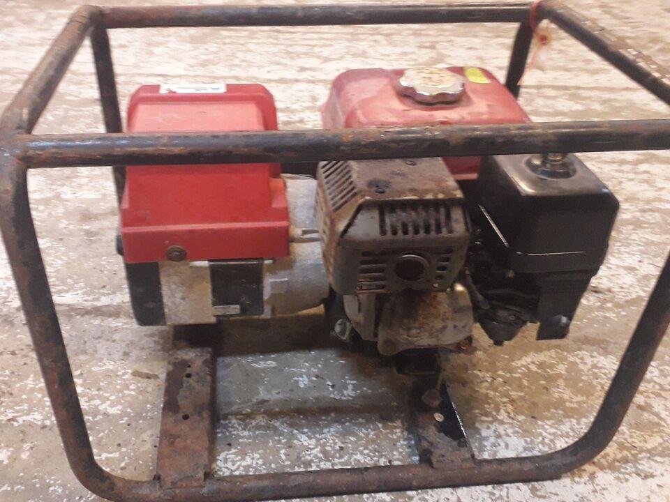 Generator, Honda EC 2200