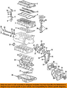 Details about Saturn GM OEM 03-05 Ion-Engine Oil Pan 19256218