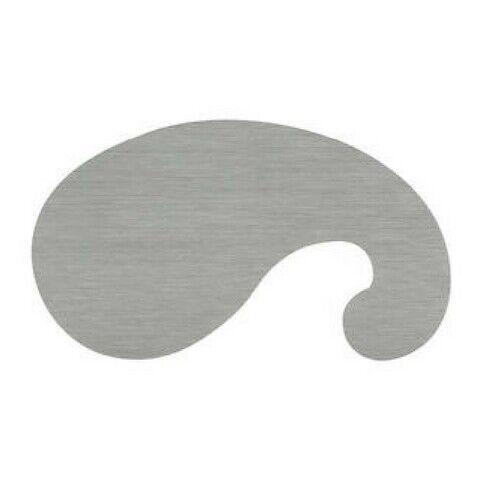 KUNZ Nº 119 col de cygne cabinet grattoir lame 0.7 Made Germany Carving Woodworking