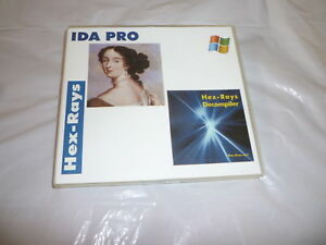 Details about IDA PRO HEX-RAYS X86 SOFTWARE