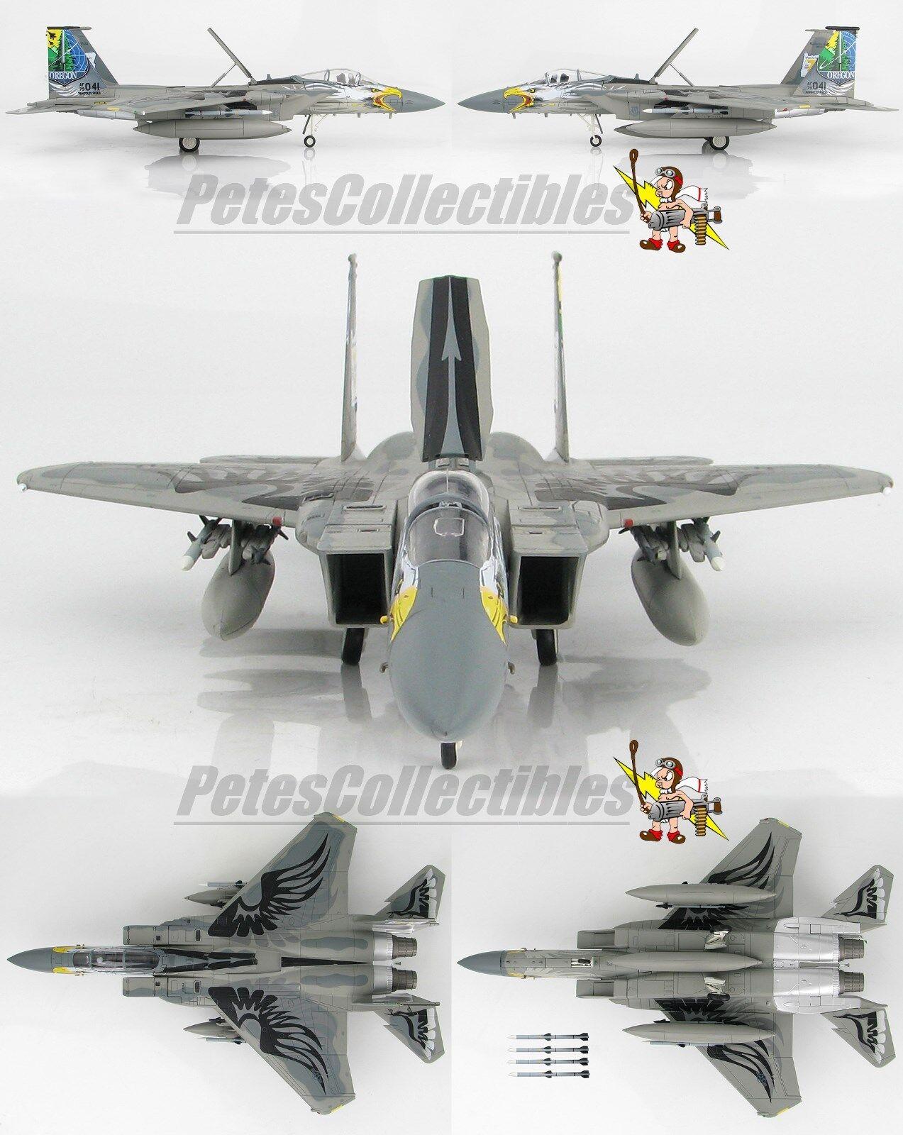 Hobby  Master HA4559 McDonnell Douglas F-15C Eagle 75th Anniversaire Oregon Ang  venez choisir votre propre style sportif