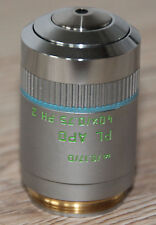 Leica Mikroskop Microscope Objektiv PL APO 40x/0,75 PH2 (506040)