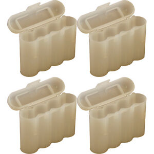 6-WHITE-AA-AAA-BATTERY-BATTERY-PLASTIC-STORAGE-CASE-HOLDER-BOX
