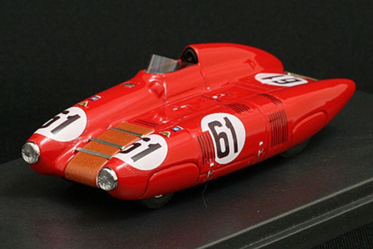 +kit Nardi Bisiluro Le Mans 1955 - IV Model Model Model Factory kit 1 43 8925b8