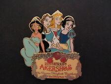DISNEY WDW BREAKFAST SERIES AKERSHUS PRINCESS STORYBOOK BREAKFAST PIN