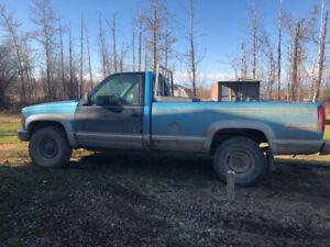 1994 Chevy Cheyenne  truck